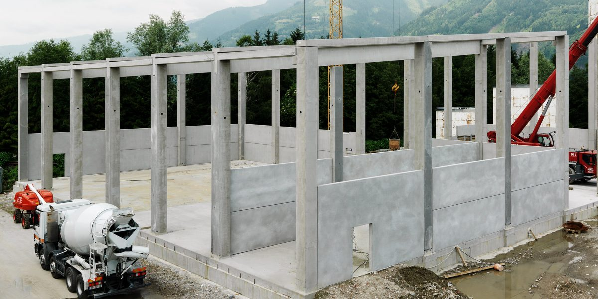 Learning How To Build A Concrete Slab On A Hill