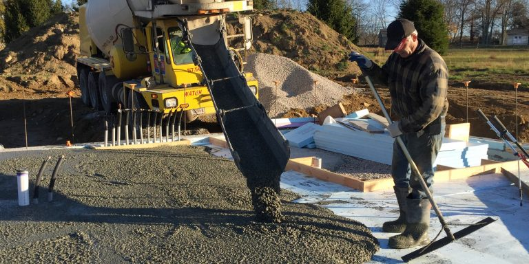 Can You Pour Concrete Onto Concrete?