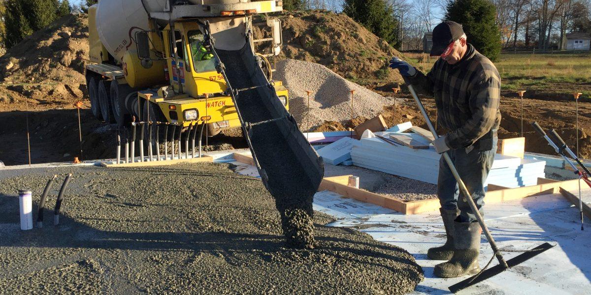 Can You Pour Concrete Onto Concrete?